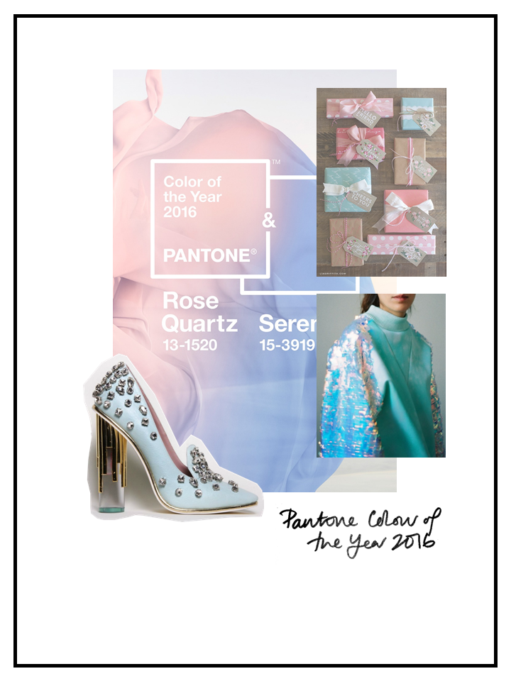 Pantone Colour of the Year 2016 - Eleanor Snare